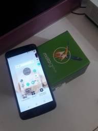 Celular Moto G5 plus biometria 32gb - Leia o anuncio