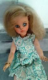 Boneca Susi Da Estrela Ano De 1969