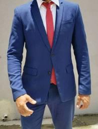 Terno Zara azul