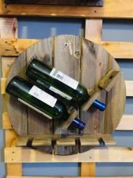 Título do anúncio: Suporte de Garrafa de Vinhos