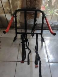 Trans bike suporte rack Bagageiro