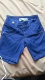 Bermuda Jeans 10 REAIS