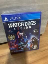 Watch dogs legion jogo novo lacrado PlayStation 4  ps4