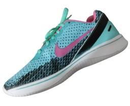 Tênis Nike Fliknit Race / Excelente modelo Feminino e cores vivas