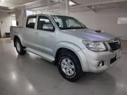 Título do anúncio: Toyota Hilux 3.0 SRV 4x4 Automática Diesel