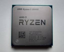 Título do anúncio: Processador Ryzen AMD 5 3500x - Entrego e Aceito Cartões