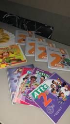 Livros da escola adventista