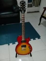 Vendo guitarra Epphone 1000reais