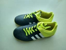 Chuteira Infantil Adidas Ace 15.4 Usado Tamanho 31