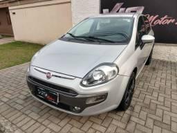 Título do anúncio: FIAT PUNTO ESSENCE 1.6 16V FLEX MEC.