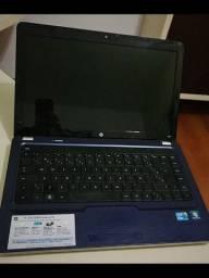 Notebook HP Core I3 6 GB de RAM e 500 GB