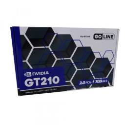 Placa de video GT 210 1gb Nvidia Go Line