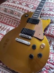 Título do anúncio: Guitarra Les Paul Modificada