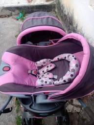 Título do anúncio: Vendo carrinho e bebe conforto