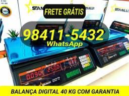 BALANÇA DIGITAL 40 KGS S ( COM GARANTIA)