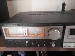 Gradiente CD-5500E Linha System One Tape Deck Gradiente cd-5500e o + top da Gradiente