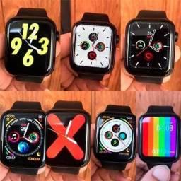 W26 Iwo 12 Lite Smartwatch faz ligaçoes+ tela Full HD+ Touch+ Pronta entrega