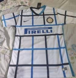 Camisa de time de Futebol Inter de Milão