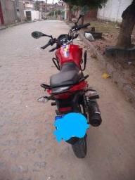 Título do anúncio: Vende_se uma moto