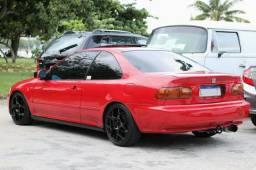 Civic Coupe EJ1 Legalizado