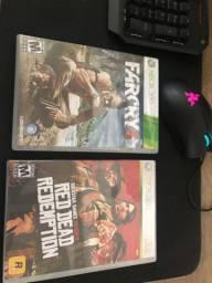 Jogos Xbox 360 (TROCO)