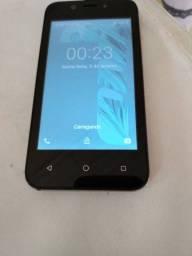 Vendo esse celular praticamente novo motivo minha vó não cê adapitou com ele