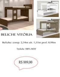 Beliche Vitória 100% mdf 889,00