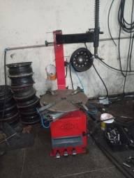 Título do anúncio: Maquina de desmontar pneu