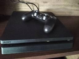 Título do anúncio: Playstation 4 Troco por celular top  aceito propostas em celulares