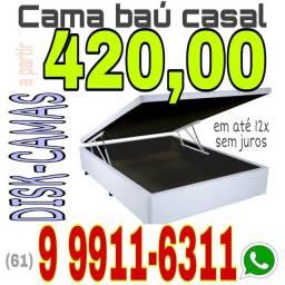 Não pague + caro !!!! Compre cama Box baú/ colchões direito de fabrica !!!!