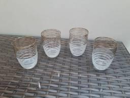 Copos Cristal