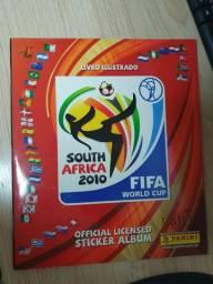 Album novo da copa do mundo de 2010
