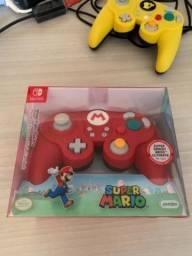 Controle GameCube para Nintendo Switch marca PDP