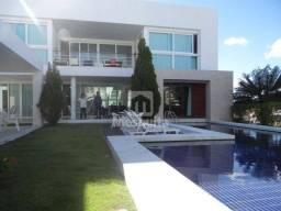 Casa em Condomínio Fechado em Intermares 4 Suítes + DCE 670m² de área