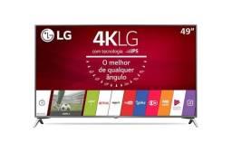 Televisão 49'' LG Ultra HD 4K TV   49UJ6525 (Para Retirada De Peças)