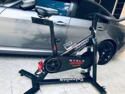 Bike de Spinning Reebok profissional