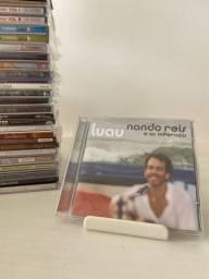 CD Nando Reis - Luau MTV