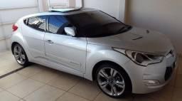 Hyundai veloster 1.6 Prata 55.000 km