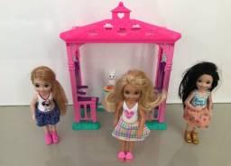 Display Barbie Parquinho