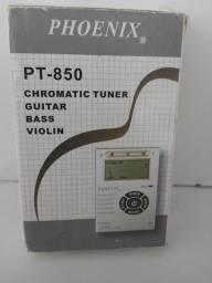 Vendo afinador de guitarra fhoenix pt-850