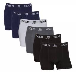 Título do anúncio: Cueca box Polo