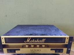 Marshall 9200 Dual Mono Block Amplifier Filter 100/100 2 canais estéreo