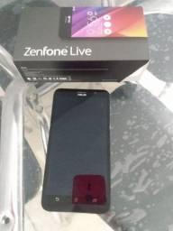 Título do anúncio: Vendo celular ZenFone live da Asus em ótimo estado