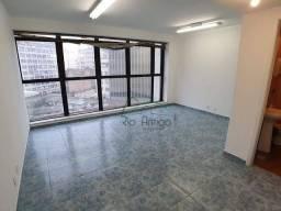 Título do anúncio: Sala Comercial - Avenida Rio Branco - Venda ou Locação - Centro