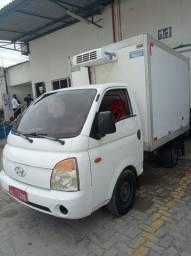 HR Baú Refrigerada Hyundai 2.5 - 2010