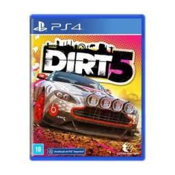 DIRT 5  PS4 E PS5 DUBLADO EM português lacrado zap. *
