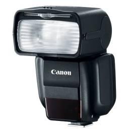 Título do anúncio: Flash Canon 430Ex III-Rt (NFe + Garantia Canon Brasil)