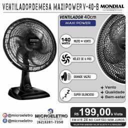 ventilador maxi power mondial