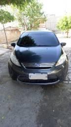 Fiesta Sedan 1.6 - Cinza - 2011