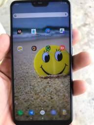 Xiaome Mi 8 Lite 6 RAM e 128 de memória INTERNA